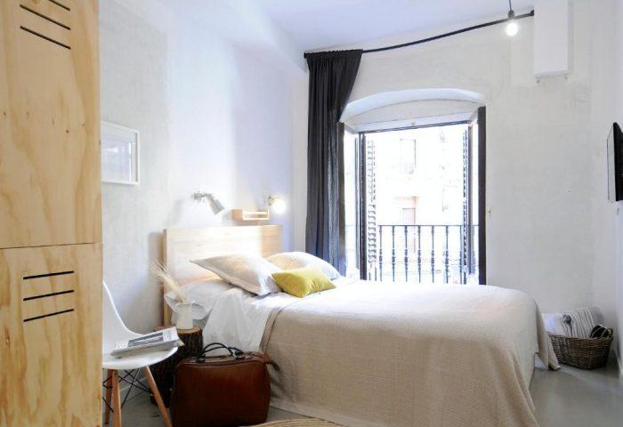 Gay Friendly Hotel The Hat Hostel Madrid Madrid