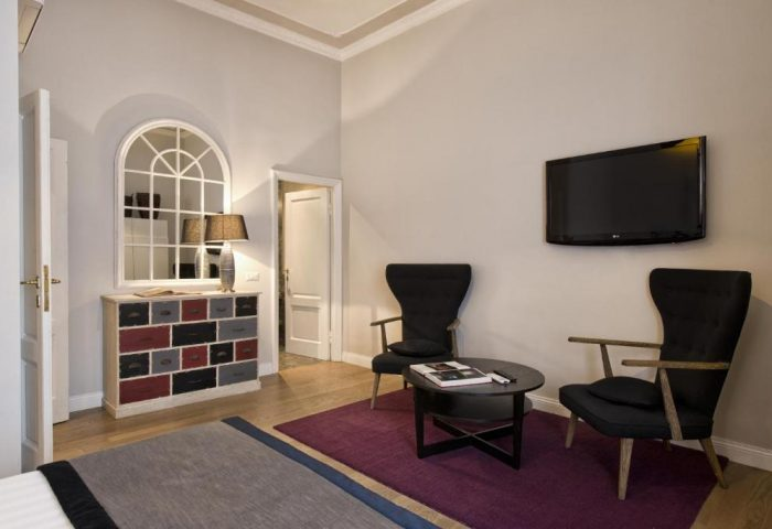 Gay Friendly Hotel The Independent Suites Rome