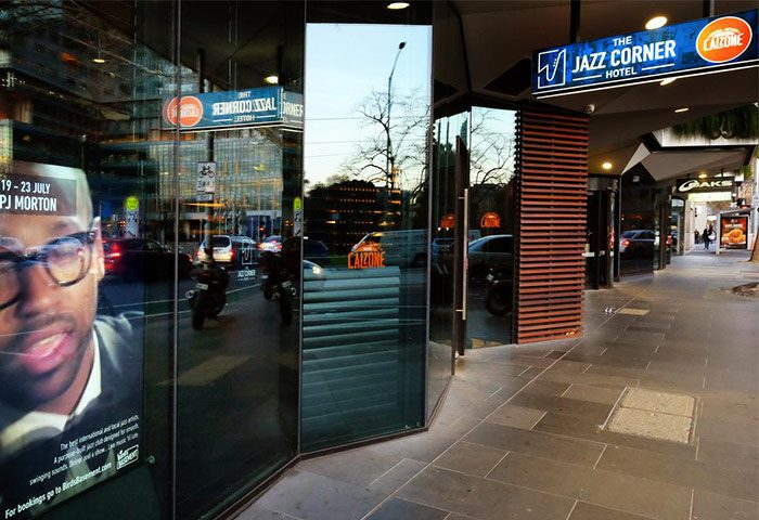 Gay Friendly Hotel The Jazz Corner Hotel Melbourne