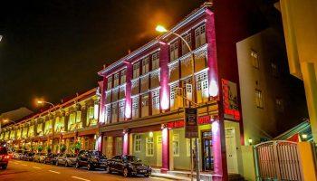 Gay Friendly Hotel The Keong Saik Hotel