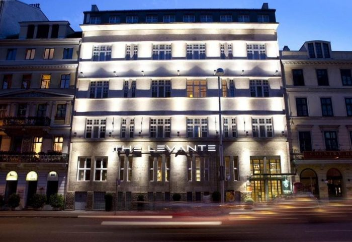 Gay Friendly Hotel The Levante Parliament - A Design Hotel - Adults Only Austria
