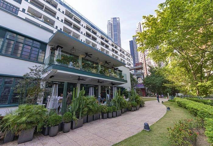 Gay Friendly Hotel The Mercer Hong Kong