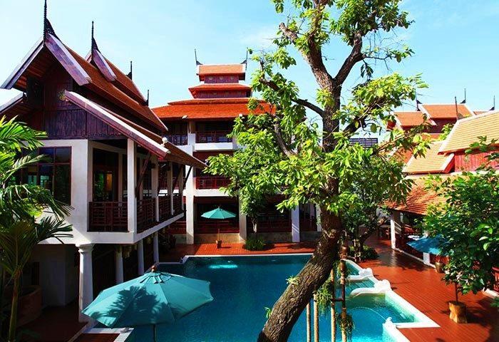 Gay Friendly Hotel The Rim Chiang Mai Hotel Chiang Mai