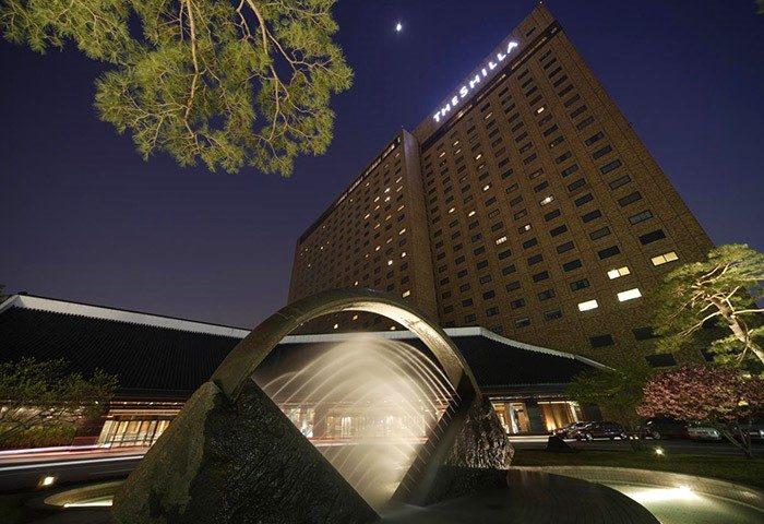 Gay Friendly Hotel The Shilla Seoul