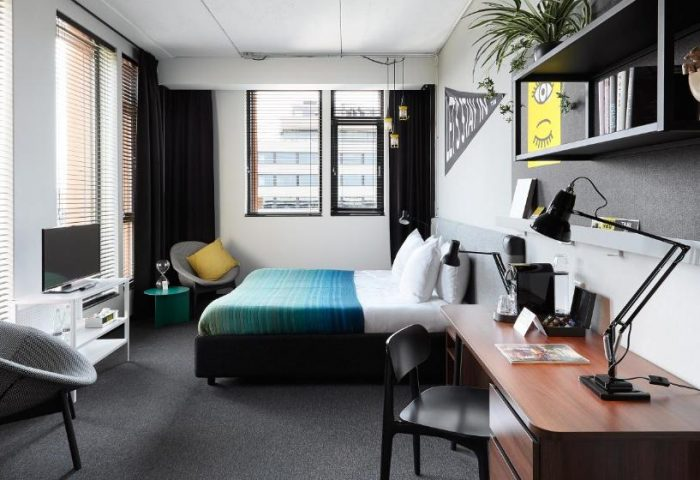 Gay Friendly Hotel The Student Hotel Amsterdam City Amsterdam