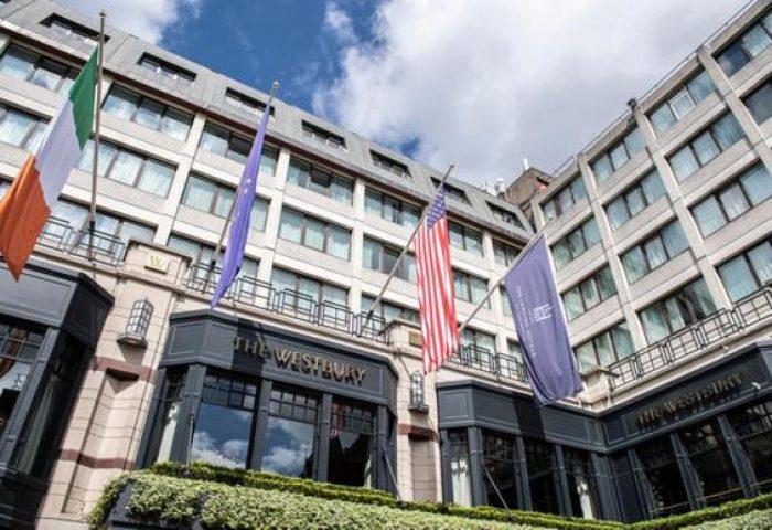 Gay Friendly Hotel The Westbury Hotel Ireland