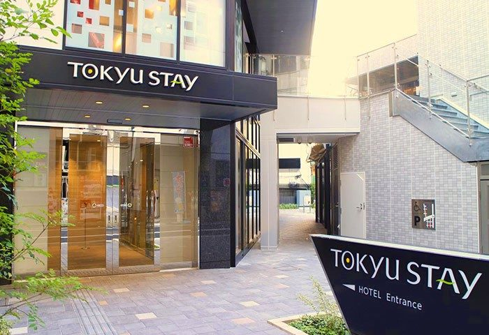 Gay Friendly Hotel Tokyu Stay Shinjuku