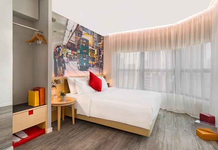 Gay Friendly Hotel Travelodge Central Hollywood Road