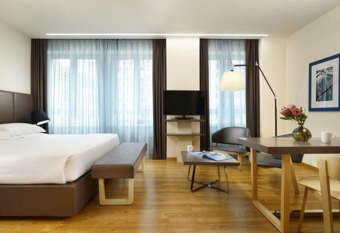 Gay Friendly Hotel UNAHOTELS Century Milano Italy
