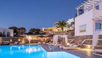 Gay Friendly Hotel Vencia Boutique Hotel Mykonos