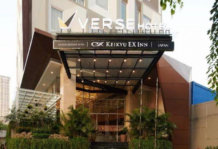Gay Friendly Hotel Verse Luxe Hotel Wahid Hasyim