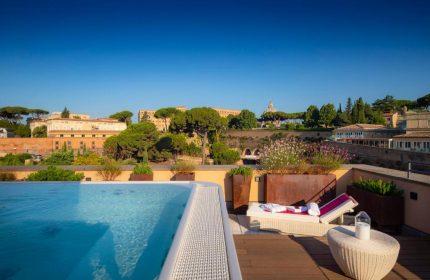 Gay Friendly Hotel Villa Agrippina Gran Melia Rome