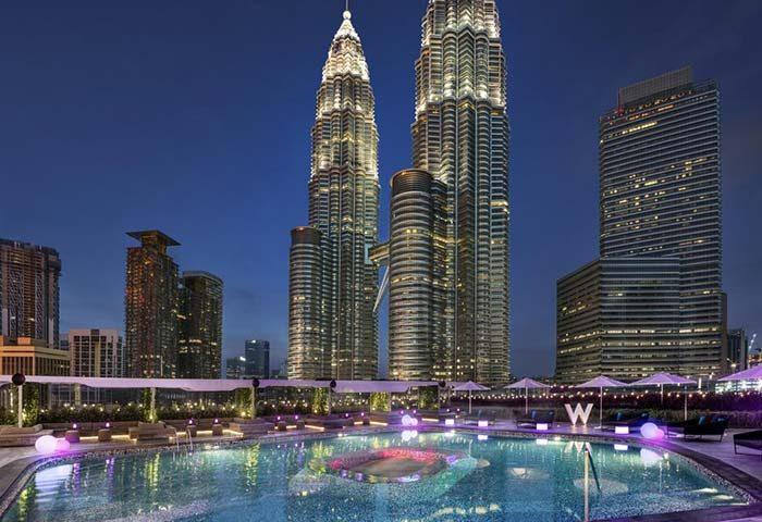 Gay Friendly Hotel W Kuala Lumpur