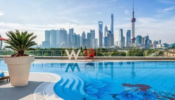 Gay Friendly Hotel W Shanghai - The Bund Shanghai