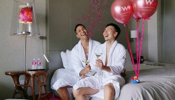Gay Friendly Hotel W Singapore - Sentosa Cove (SG Clean Certified)