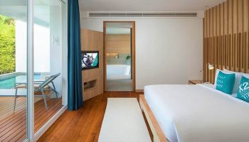 Gay Friendly Hotel X2 Vibe Phuket Patong Phuket