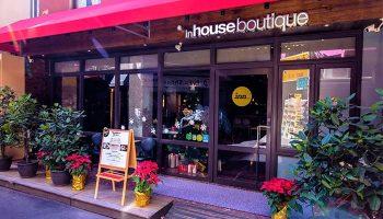 Gay Friendly Hotel inhouse Boutique