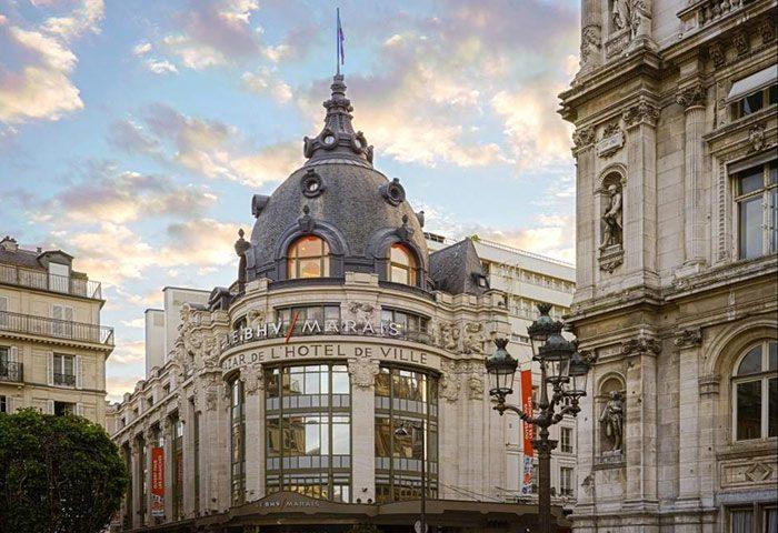 Gay-Popular-Hotel-in-Paris-City-Center-Hotel-Turenne-Le-Marais