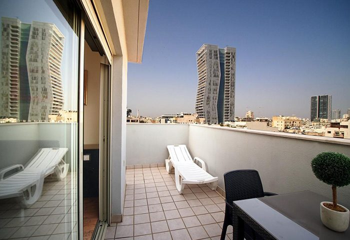 Latest-Update-Best-Tel-Aviv-Gayborhood-Service-Apartment-Penthouse-Ben-Yehuda-Apartments