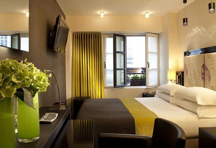Most-Booked-Gay-Honeymoon-Hotel-Paris-Marais-Gayborhood-Hotel-Caron