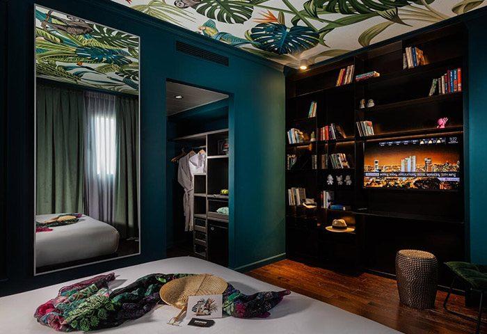 Most-Booked-Triple-Room-Gay-Hotel-Tel-Aviv-Hilton-Beach-Brown-Seaside-a-member-of-Brown-Hotels