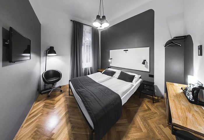 Perfect-Double-Beds-Gay-Hostels-in-Prague-Vinohrady-for-Gay-Couples-Czech-Inn
