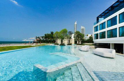 Quiet-Private-Beachfront-Luxury-Gay-Honeymoon-Hotel-Away-From-Central-Pattaya-Veranda-Resort