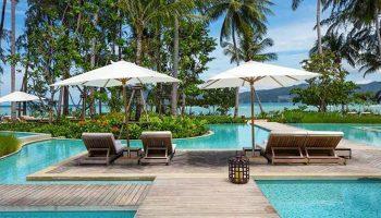 Rosewood-Phuket-Most-Booked-Gay-Popular-Hotel-for-Honeymoon-Pool-Villas