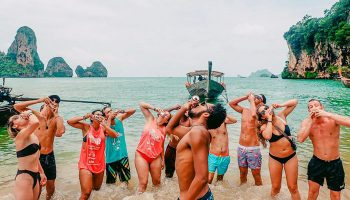 Slumber-Party-at-The-Beach-Hostel-Best-Gay-Friendly-Hotel-for-Solo-Gay-Travelers