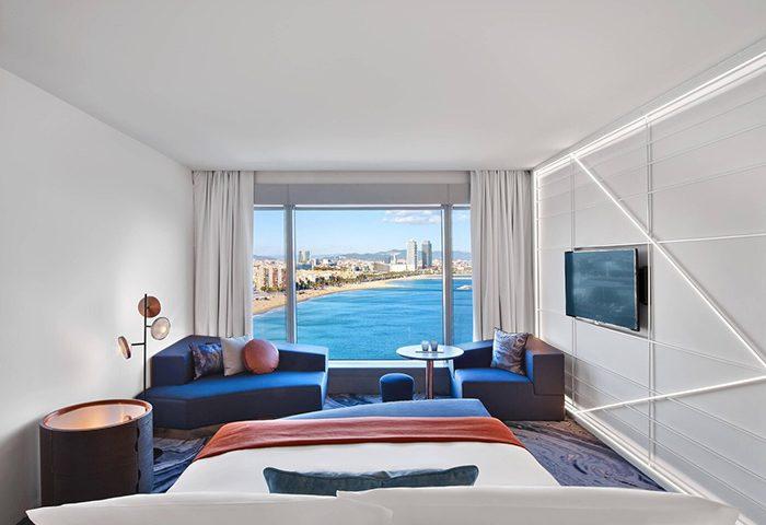 This Year Update Best Gay Honeymoon Hotel W Barcelona