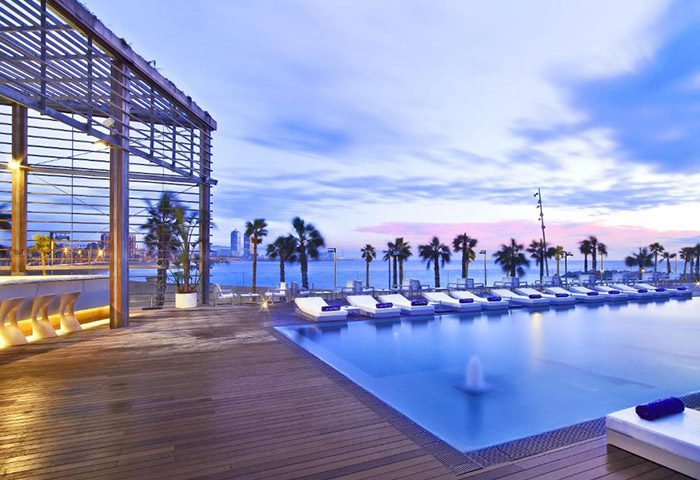 This Year Update Number One Gay Hotels with Infinity Rooftop Pool barcelona