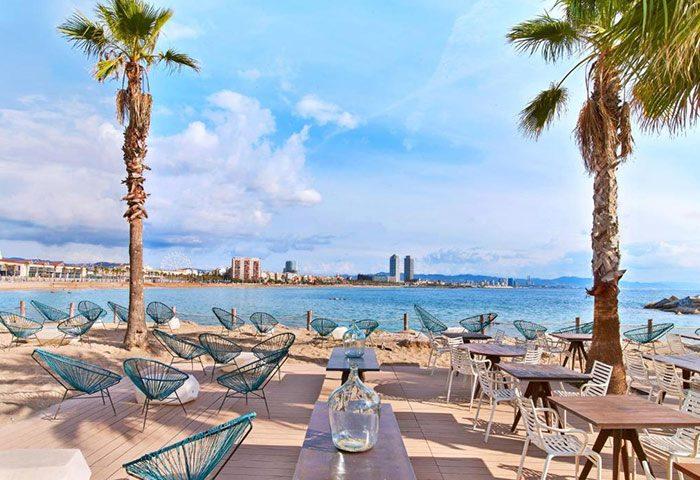 Top 3 gay Beachfront Hotels Barcelona W Hotel
